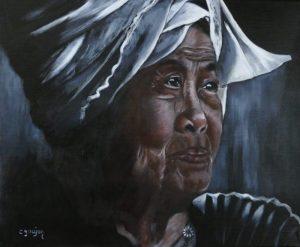 02 Grand mère asiatique
