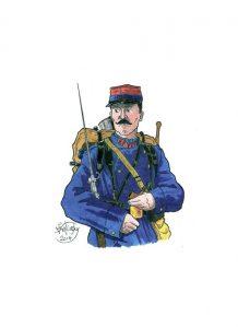 27ème R. d'Infanterie - © B. Vintousky