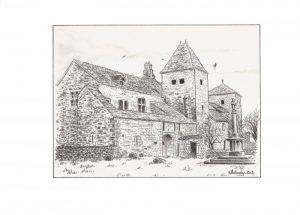Château - Gevrey-Chambertin - © B. Vintousky