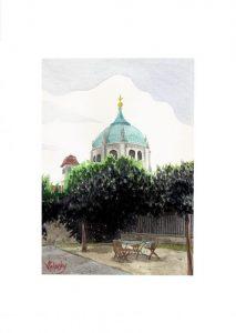 Eglise Ste Anne - Dijon - © B. Vintousky (1)