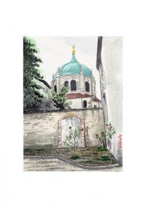 Eglise Ste Anne - Dijon - © B. Vintousky (2)