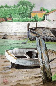 Epave - Noirmoutier - © B. Vintousky (3)