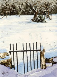 Jardin d'hiver - Meursault - © B. Vintousky