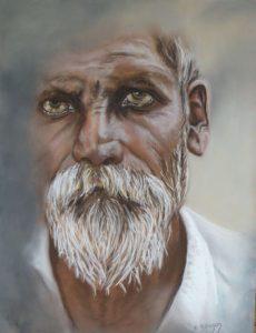 Portrait d'Inde c
