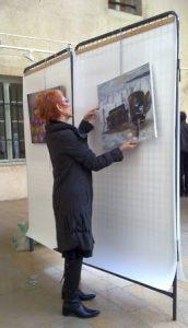Rolande PRIE-ROUX, expo La Coupole mars 2013