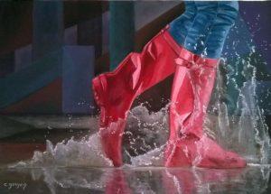 les bottes roses c