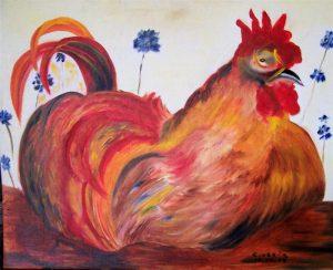 poule 2