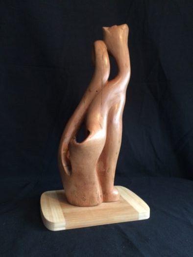 (114) Minou, pommier, 39 cm